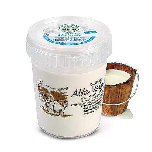 Yogurt naturale1lt