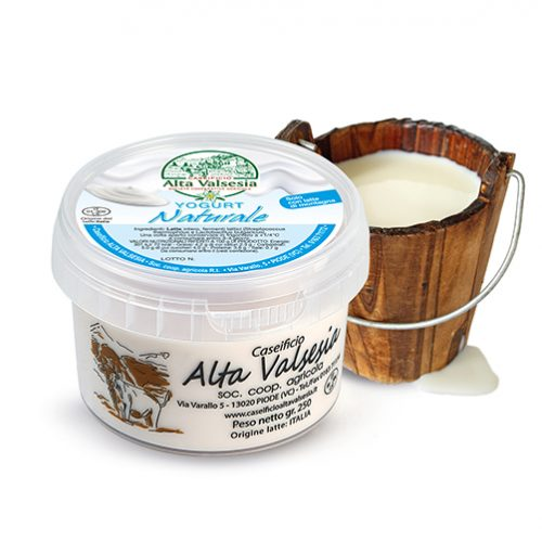 Yogurt naturale 250gr